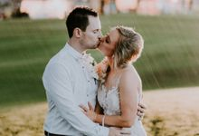 Wedding Melissa & Russell by Lily Wedding Services