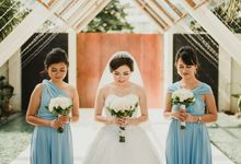 Willy & Ella Wedding at Phalosa Villa by Bali Wedding Planner