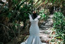 Rustic Wedding and Decoration at Villa Ombak Biru by Bali Wedding Planner