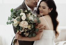 Pre-Wedding - Studio Session - Erwin & Sonia by Aniwa Pictures