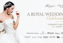 A Royal Wedding Celebration by Fairmont Jakarta