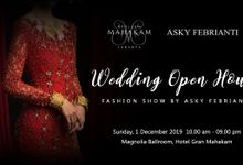 Indonesian Beauty Wedding Open House by Hotel Gran Mahakam
