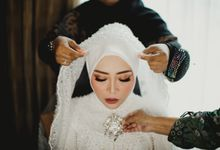 Wedding of Khansa & Kevin by Lights Journal