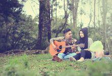 Rendy & Sifa Prewedding by Lumiere photoworks