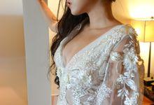 WEDDING DRESS CAVAILLON by GAËTA Bridal Couture