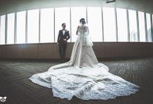 Wedding Stevio & Susan by KianPhotomorphosis