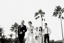 Richard Elvina, The Wedding by Lovistory Weddings
