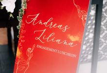 Andreas & Lilian, The Engagement by Lovistory Weddings