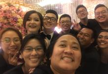 25 Nov 2017 Handoko ❤️ Cherine by Bridget Wedding Planner