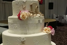 18 Nov 2017 Leo ❤️ Charissa by Bridget Wedding Planner