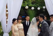 16 Dec 2017 Happy Gea ❤️ Kim Da Sol by Bridget Wedding Planner