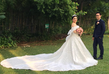 06 Oct 2018 Setiawan ❤️ Melisa by Bridget Wedding Planner