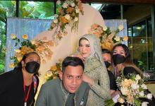 22 May 2021 Farrah ❤️ Ega by Bridget Wedding Planner