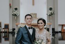 MUTIA & TYO WEDDING by bright Event & Wedding Planner
