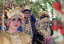 DIOLA & SENDY WEDDING by bright Event & Wedding Planner