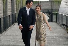 STEPHANIE JESH & FAWZAN WEDDING by bright Event & Wedding Planner