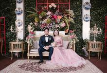 STEPHANIE JEESH & FAWZAN WEDDING by bright Event & Wedding Planner