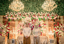 RIZKIA & RAMA WEDDING by bright Event & Wedding Planner