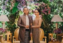 BINDA + ADI WEDDING by bright Event & Wedding Planner