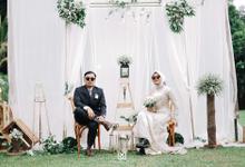 IKI & ARAY WEDDING by bright Event & Wedding Planner