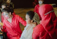 The Wedding of Ranti & Raga by LITTLE US PROJECT
