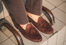 Belgian Loafers with tassels by BRILLO.FOOTWEAR
