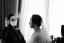 The Wedding of Shella & Stepanus by LITTLE US PROJECT