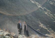 Prewedding of Victor and Novia by Bernardo Pictura
