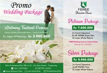 Wedding Package by Feree Skincare Clinic