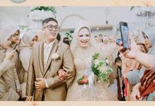 Wedding Fifi & Aman by Madina weddings