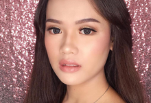 Makeup for Ms.Susan and Ms.Karen by Brushed_byyohana