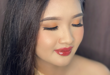 Thai Makeup Looks for Ms.Tiza by Brushed_byyohana