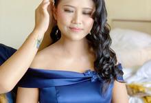 ASN 2020 MC makeup and hairdo by Brushed_byyohana
