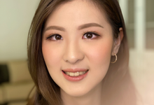 Simple Photoshoot Makeup (without contact lens) by Brushed_byyohana