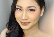 Glam for Ms.Corin by Brushed_byyohana