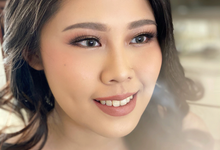 Prewedding Makeup Ms.Kezia by Brushed_byyohana