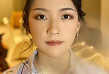 Natural Makeup look for Ms.Daniella as requested  by Brushed_byyohana