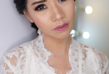Bride Makeup  by brushedbymish