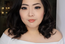 Soft Morning look (Bride Makeup) by brushedbymish