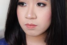 Graduation Makeup  by brushedbymish
