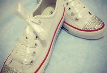 Contoh Pertama by Kent Wedding Sneakers