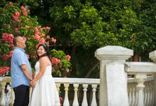 Engagement Session of Claudia and Benjamin (Prewedding Photography Singapore) by oolphoto