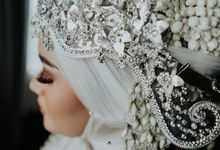 Malaysian Wedding of Faras & Alyn by Memoira Studio