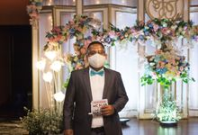 The wedding of Fredhi and Tika by MC Klub Jakarta