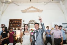 Wedding Day of Emily and Jared at Beaulieu House Singapore Actual Day Photography by oolphoto