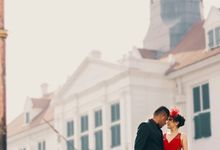 Prewedding of Dave & Naomi by Memoira Studio