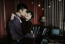 Intimate Session of Fready & Gabby by Memoira Studio