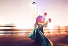 Prewedding of Danna & Isma by Memoira Studio