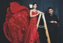 Prewedding of Ando & Yulia by Memoira Studio