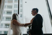 Wedding of William & Selena by Memoira Studio